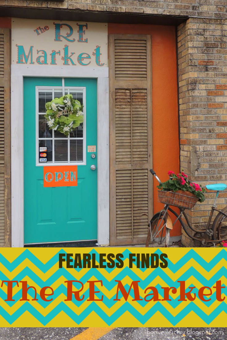 Bon veiller, cher: Fearless Finds - The RE Market: A collection of vendors selling repurposed items, antiques,art, and so much more! Located in Jennings, Louisiana. | bonveillercher.blogspot.com