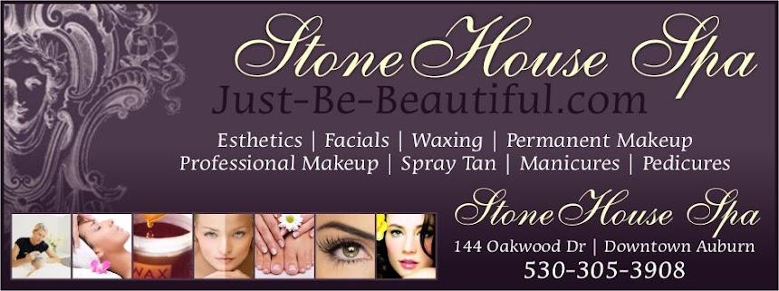 Just Be Beautiful at StoneHouse Spa