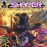 Shaper #2 Comic Review