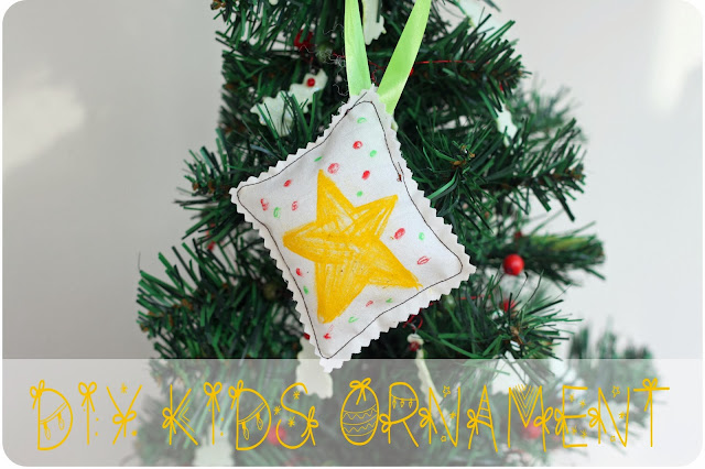 DIY Simple Christmas Ornament