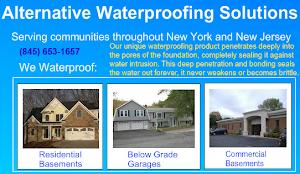 Waterpoofing your basement
