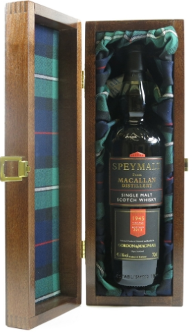 THE OLDEST MACALLAN EVER BOTTLED HEADLINES WHISKY AUCTIONEER'S LATEST AUCTION