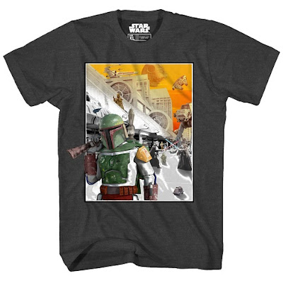 "San Diego Comic-Con 2015 Exclusive Star Wars ""Convention Hall Invasion"" T-Shirt by Stylin Online"