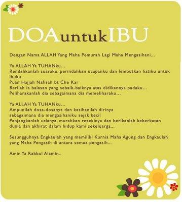 Puisi Hari Ibu - Puisi Ucapan Hari Ibu 2012