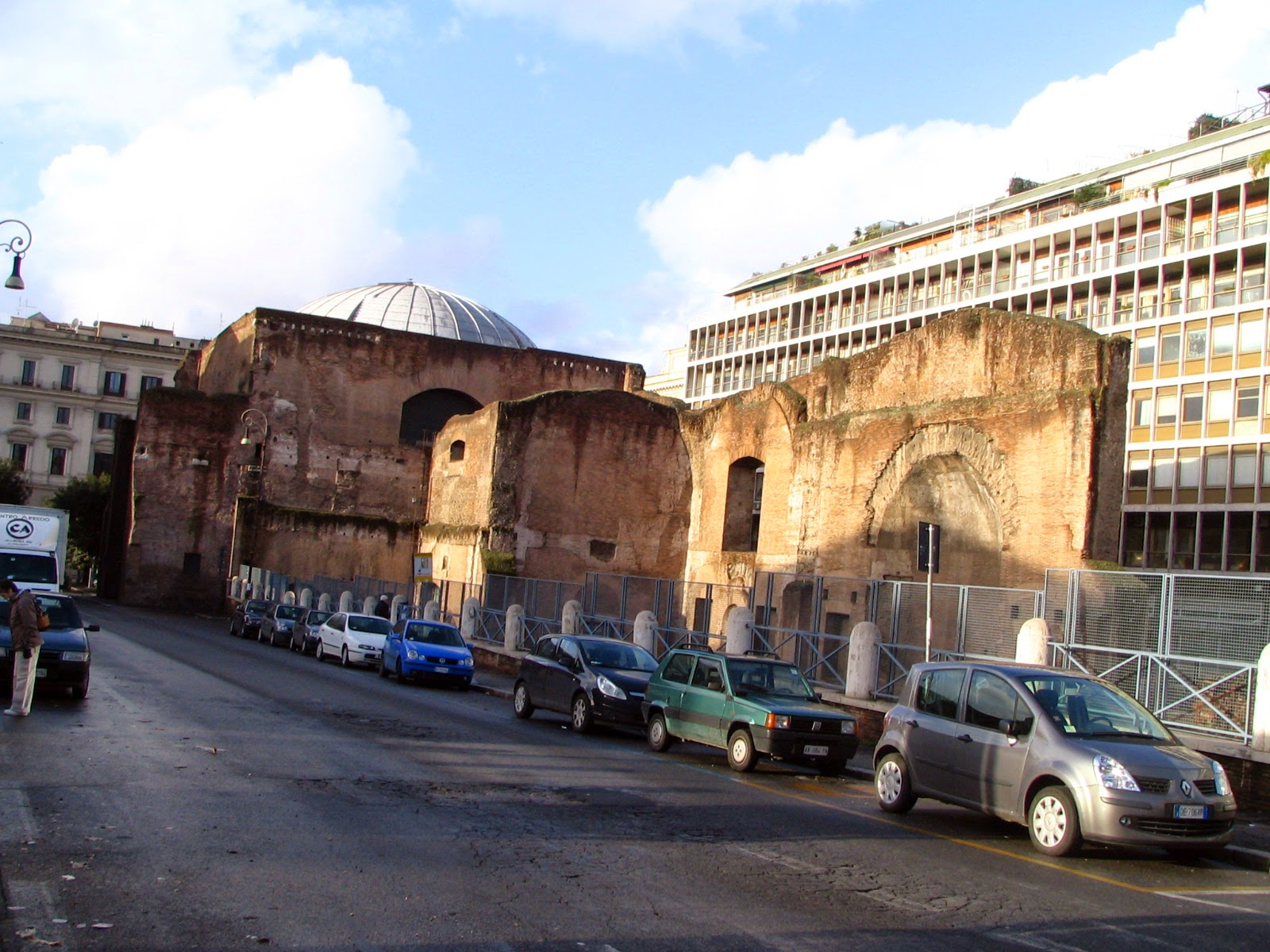 Roma, Termas de Diocleciano