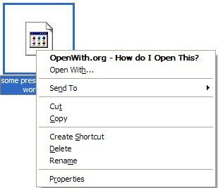 how to open rss file