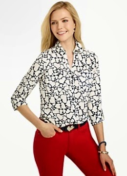 heart nantucket top talbots