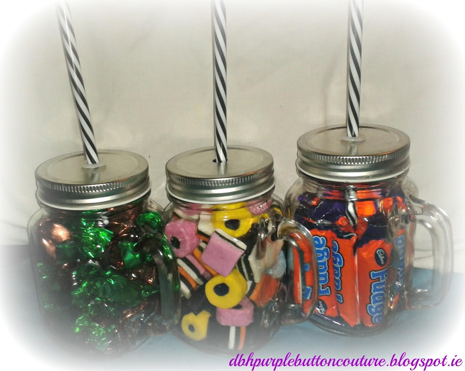 Purple Button Couture: Blogmas Day 15 ~ DIY Christmas Gifts ~ Mason ...