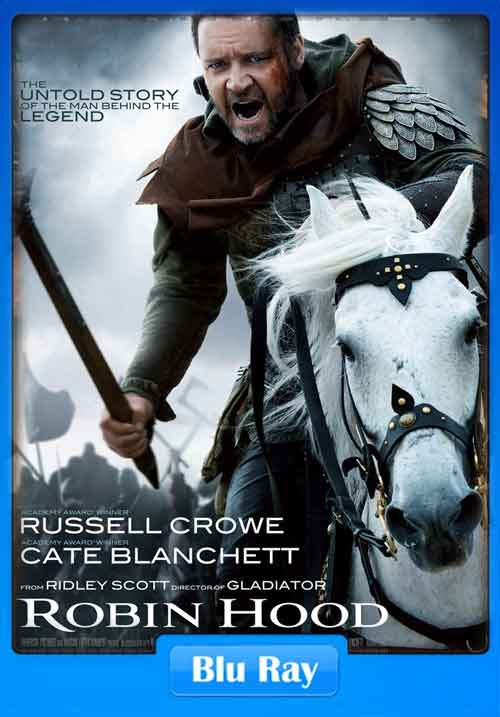 Robin Hood 2010 BluRay 720p 850MB Poster