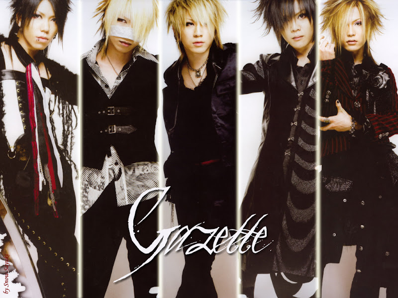 The GazettE Full Profile title=