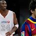 Kobe Bryant ve Leo Messi'nin Reklam Filmi Kamera Arkası
