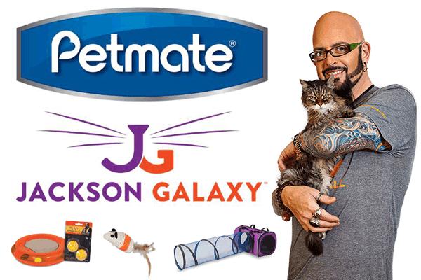for Petmate jackson galaxy