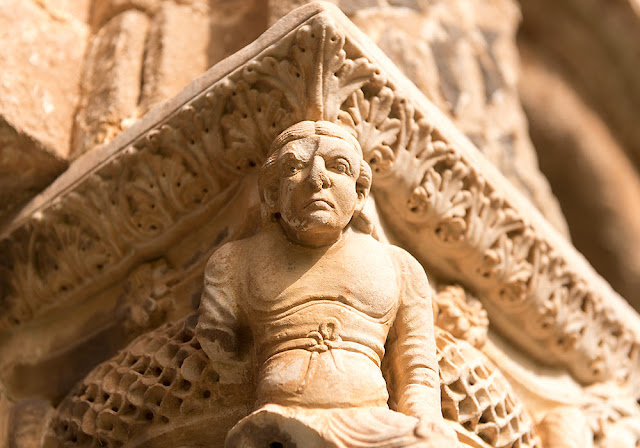Capital, Monreale cloister, World Heritage List