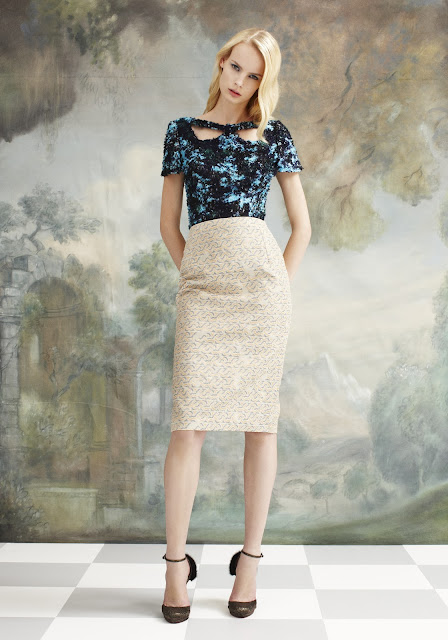Michael Van der Ham Resort 2013
