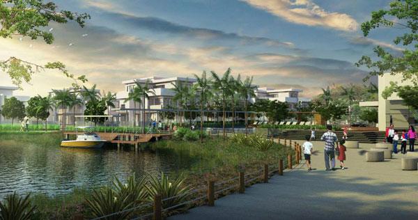 Eden Living Villas - An INDOCHINA LAND Community