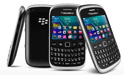 Harga dan Spesifikasi Blackberry Curve 9315