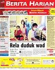 SUMBER INFORMASI - AKHBAR HARIAN ONLINE DI MALAYSIA