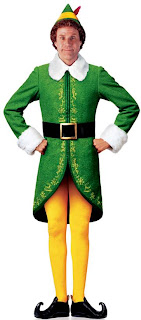 Buddy The Elf Coloring Pages