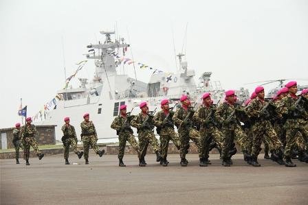2013, Titik Penting Pencapaian Kekuatan Pokok Pertahanan