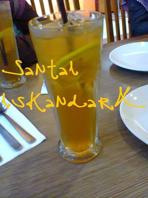 santai, Santai iskandarX, makanan tengahari pilihan iskandarX, Pizza Hut, Bayan Baru, Penang