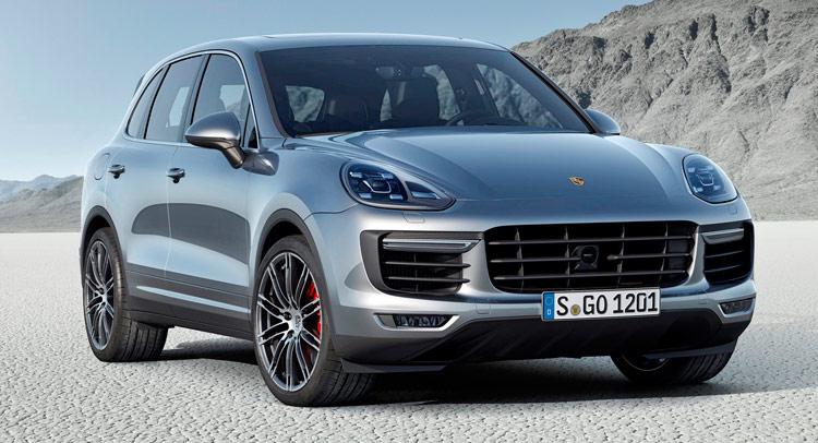 Porsche Cayenne Redesign >> 2015 Porsche Cayenne Facelift Revealed Gets 410hp Plug In Hybrid