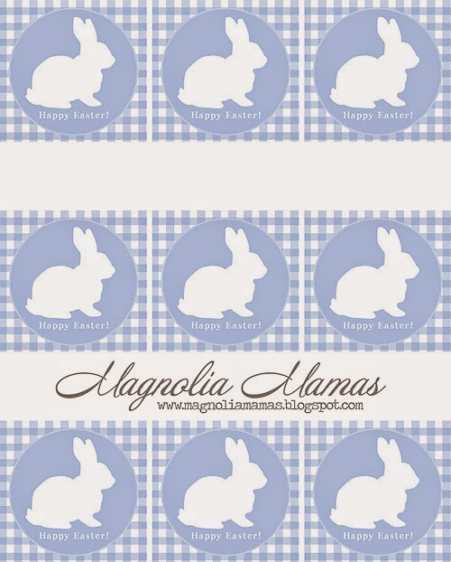 magnolia mamas easy bunny trail mix plus printable. Black Bedroom Furniture Sets. Home Design Ideas