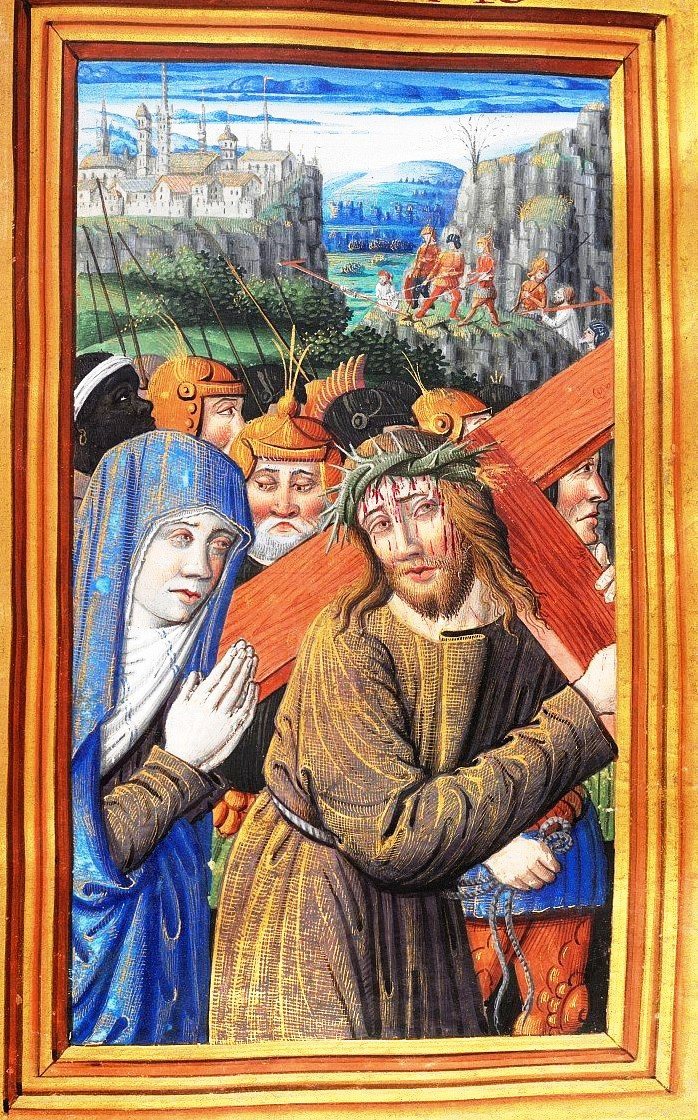Stations of the Cross: The Fourth Station, Jesus Meets His Mother