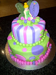 Tinkerbell - Happy Birtday Emma