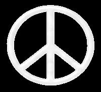 Símbolo da paz - criação Blog PNG-Free