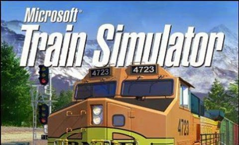 Microsoft Train Simulator 2001 PC