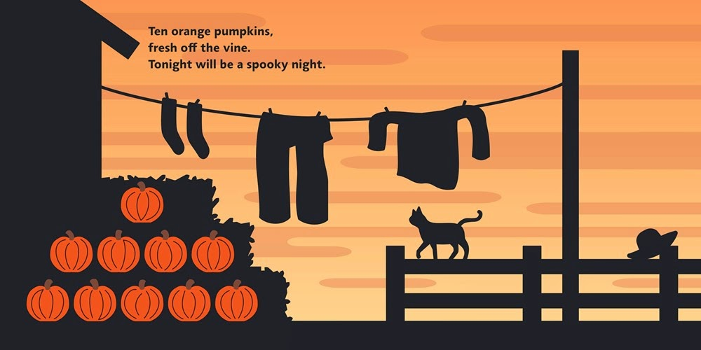 Great Kid Books: Counting the days 'till Halloween: two books to ...