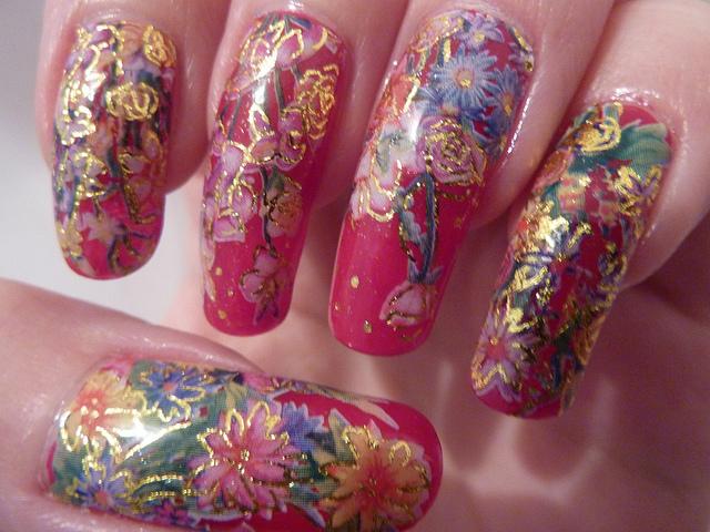 Christmas Nail Art Designs -32
