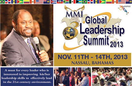 Global Leadership Summit 2013