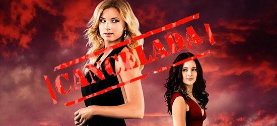 Revenge (ABC): Cancelada