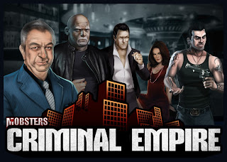 Mobsters Criminal Empires Main Screen logo