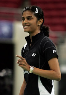 Trupti Murgunde Women Badminton Player