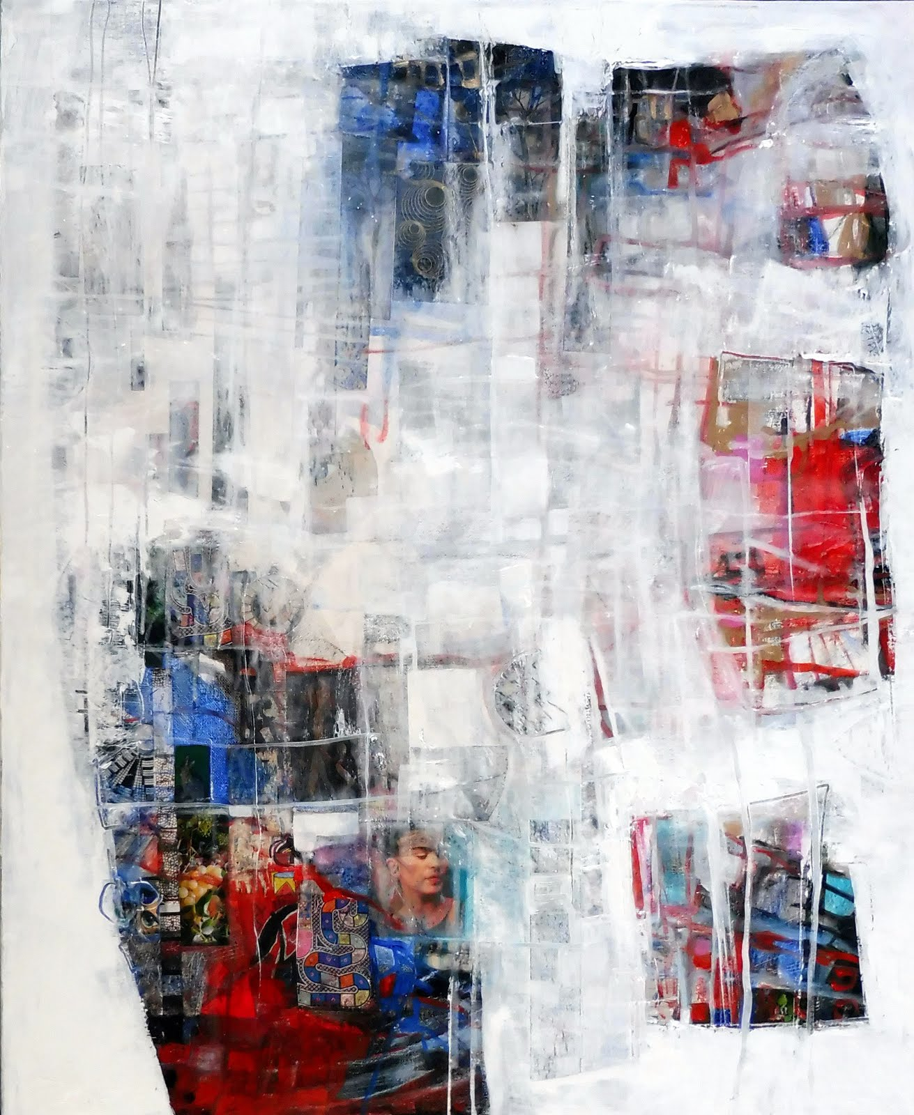 Frida - 60 x 73 cm - 2021