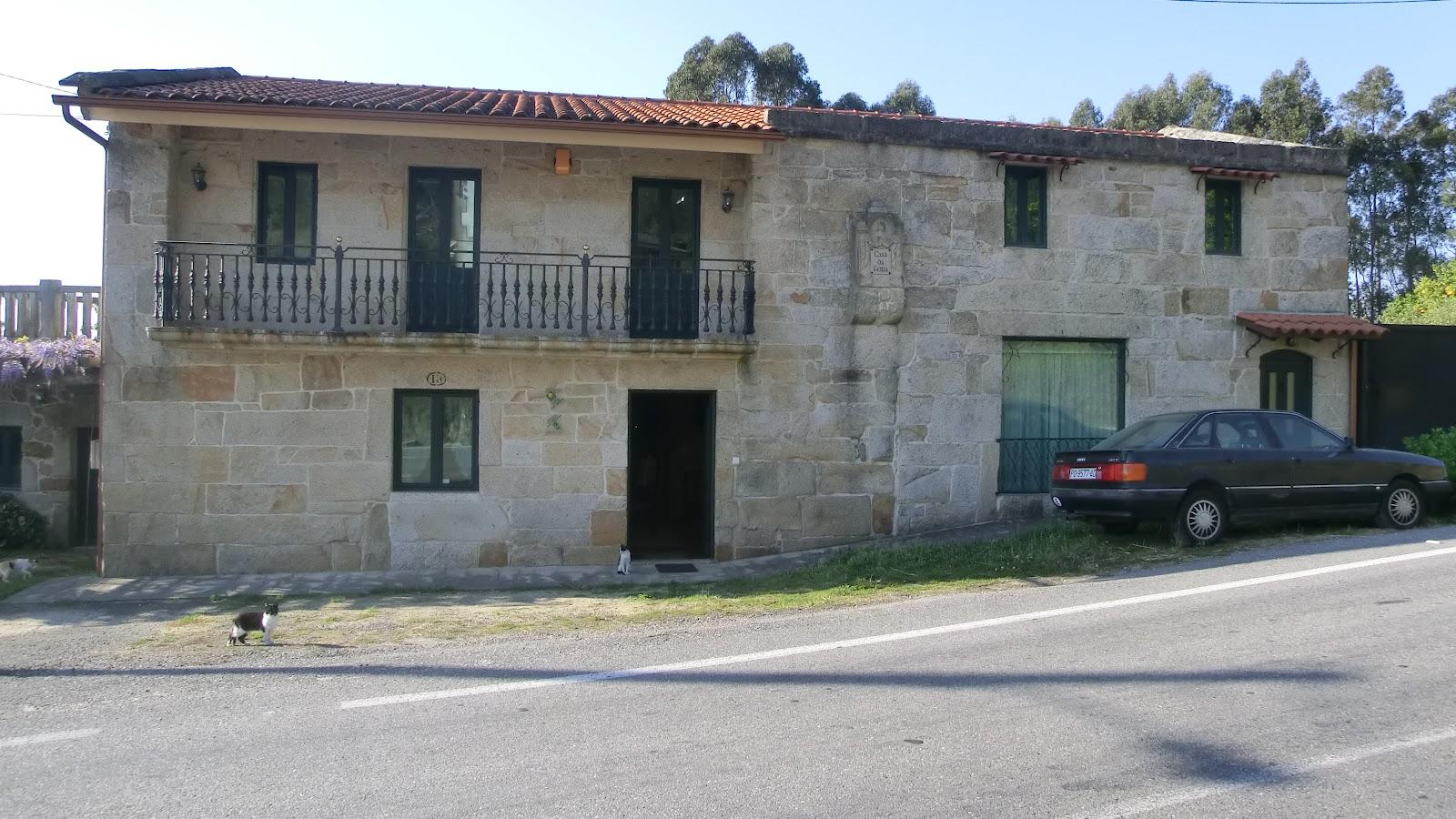 As pedras de taboexa falan abril 2012 - Casa rural couto mixto ...