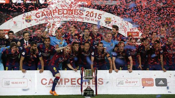 Fútbol: los mejores 10 equipos del 2015