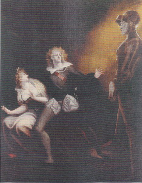Lámina-La Pesadilla Por John Henry fuseli 1781 imagen De Arte Vintage