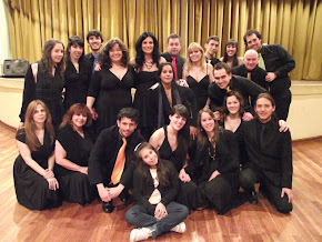 Grupo Vocal In Crescendo 2011