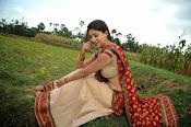 Tanvi vyas Latest Photos in Half Saree-thumbnail-5