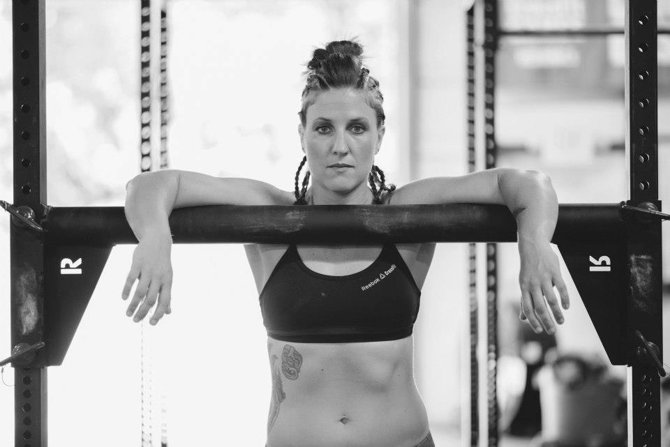 "Kate ""Killer"" Rawlings, owner of Coca CrossFit"
