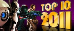 Top 10 Games Of 2011 So Far