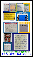 photo of: Classroom Rules RoundUP by RainbowsWithinReach