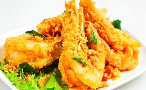 Resepi butter prawn sedap dan lazat