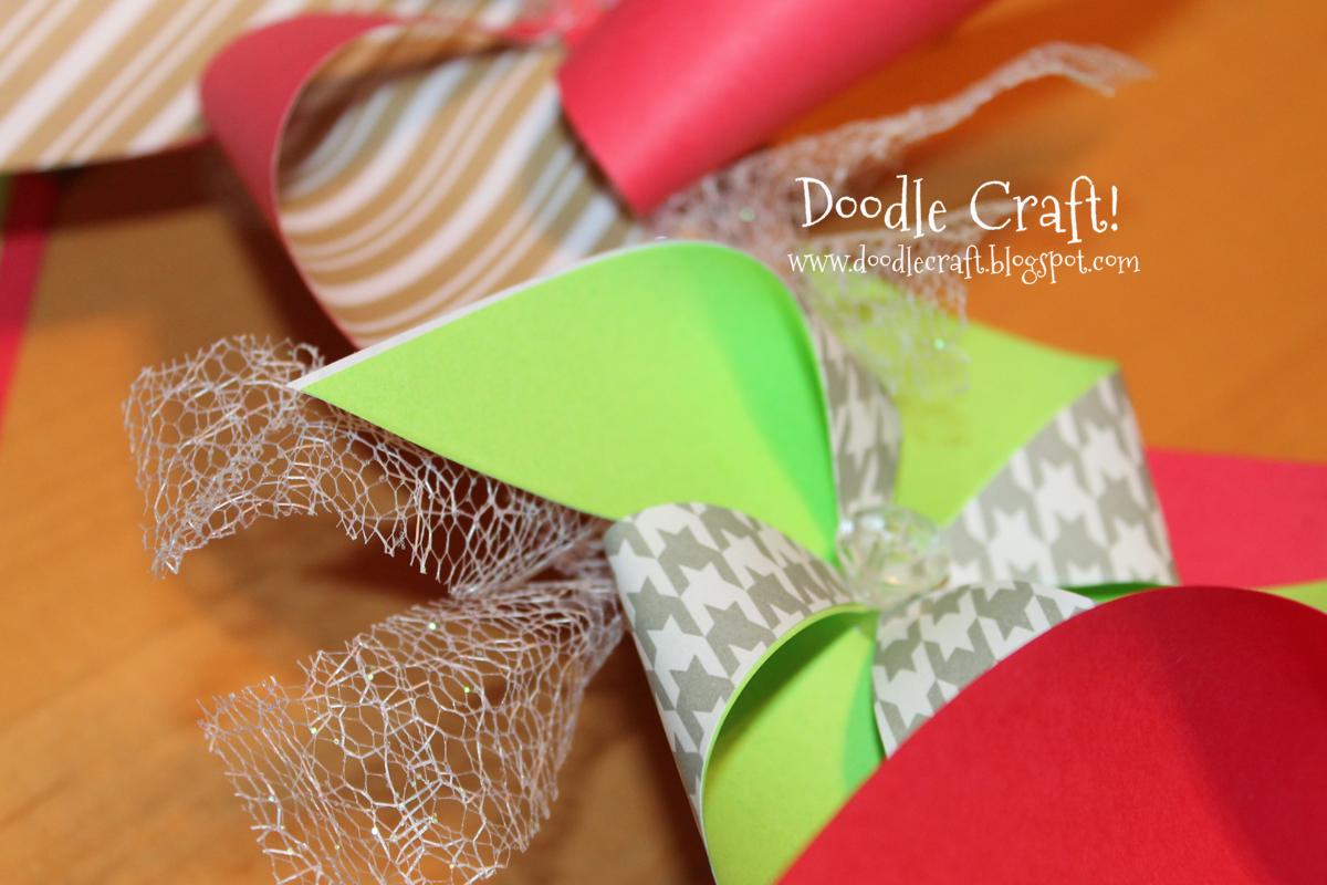 how to make paper pinwheels
