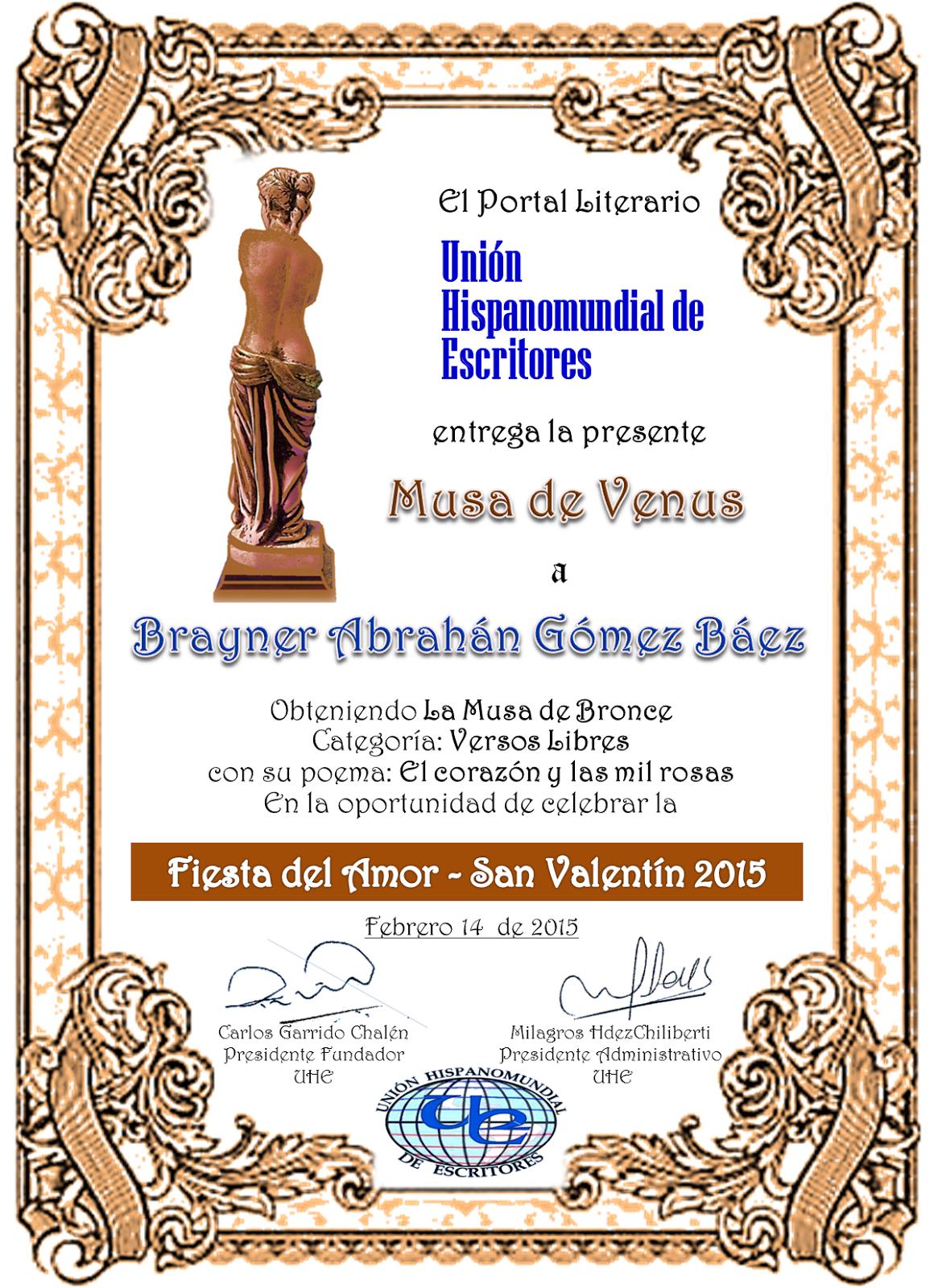 MUSA DE VENUS