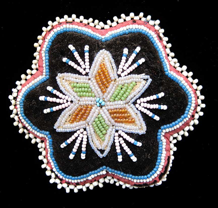 Historic Iroquois and Wabanaki Beadwork: Early Beaded Iroquois and ...