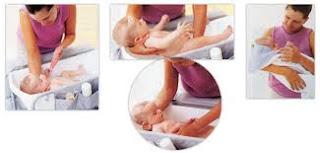 Bebek Banyosu Nasıl Yapılır